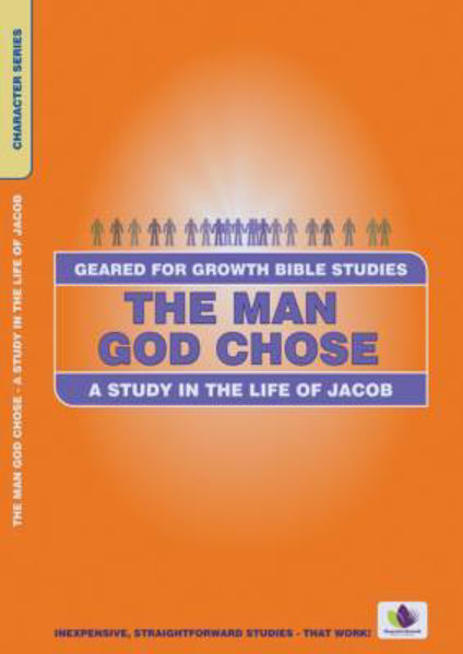Picture of GEARED 4 GROWTH/LIFE JACOB MAN GOD CHOSE