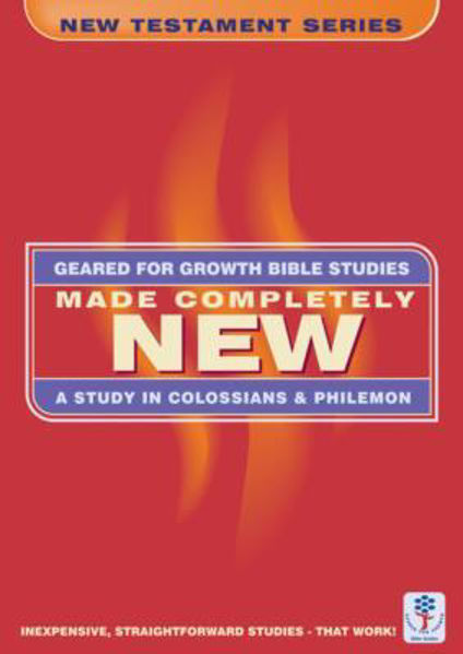 Picture of GEARED 4 GROWTH/COLOSSIANS PHILEMON NEW