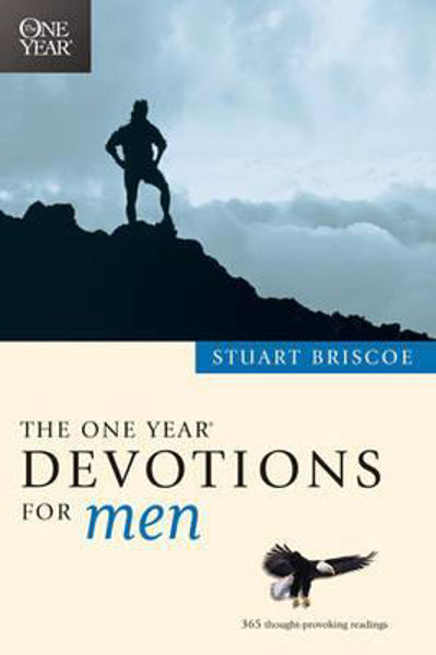 Picture of NLT ONE YEAR DEVOTIONS FOR MEN