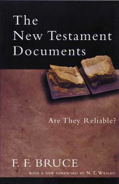 Picture of NEW TESTAMENT DOCUMENT ARE THEY RELIABLE