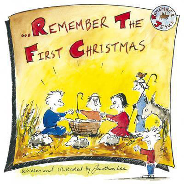 Picture of REMEMBER THE FIRST CHRISTMAS
