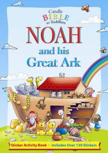 Picture of NOAH AND HIS GREAT ARK STICKER ACTIVITY