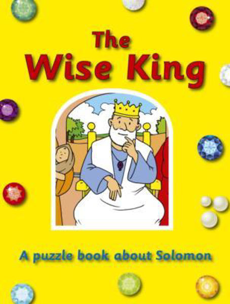 Picture of PUZZLE N LEARN/THE WISE KING/SOLOMON
