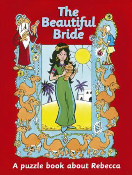 Picture of PUZZLE N LEARN/THE BEAUTIFUL BRIDE