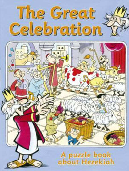 Picture of PUZZLE N LEARN/THE GREAT CELEBRATION