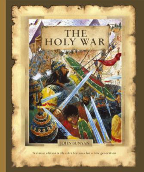 Picture of THE HOLY WAR