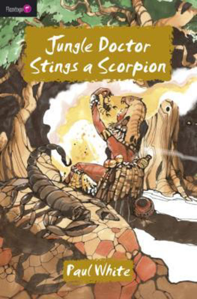 Picture of FLAMINGO/#11 Jungle Doctor Stings a Scorpion