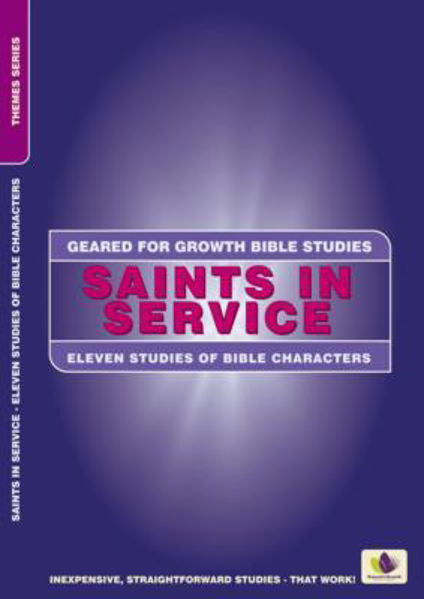 Picture of GEARED 4 GROWTH/SAINTS IN SERVICE