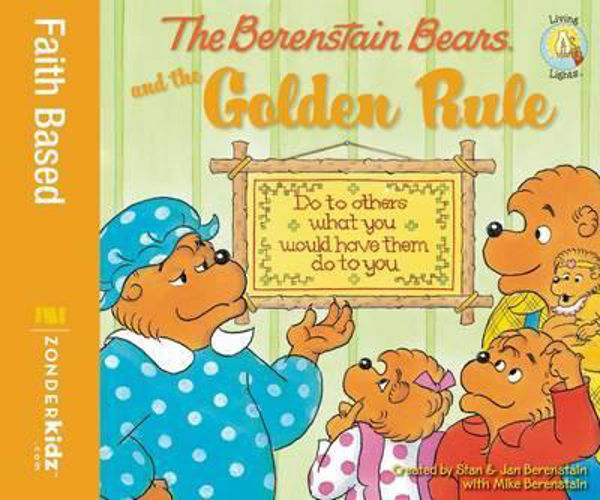 Picture of BERENSTAIN BEARS AND THE GOLDEN RULE