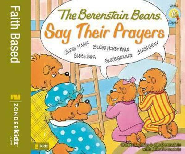 Picture of BERENSTAIN BEARS SAY THEIR PRAYERS