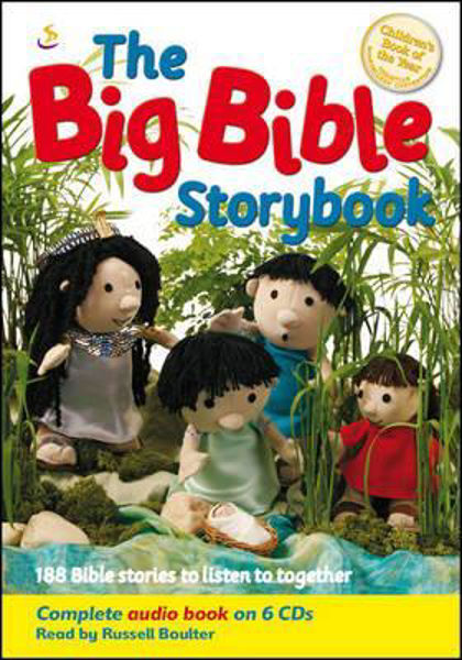 Picture of THE BIG BIBLE AUDIO STORYBOOK CD