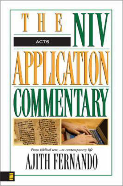 Picture of NIV APPLICATION COMMENTARY/ACTS