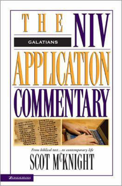 Picture of NIV APPLICATION COMMENTARY/GALATIANS