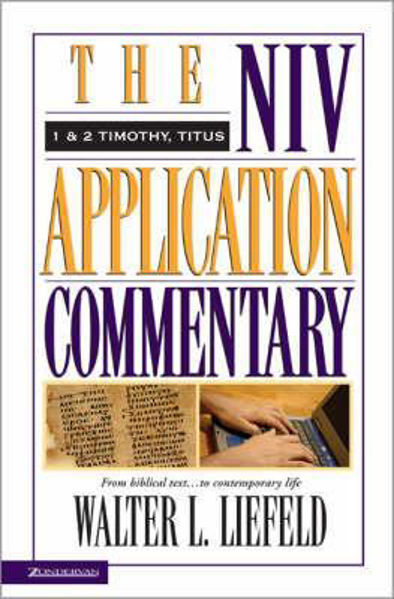 Picture of NIV APPLICATION COMMENTARY/1&2 TIMOTHY