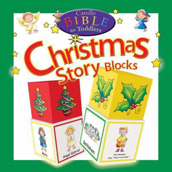 Picture of CHRISTMAS STORY BLOCKS