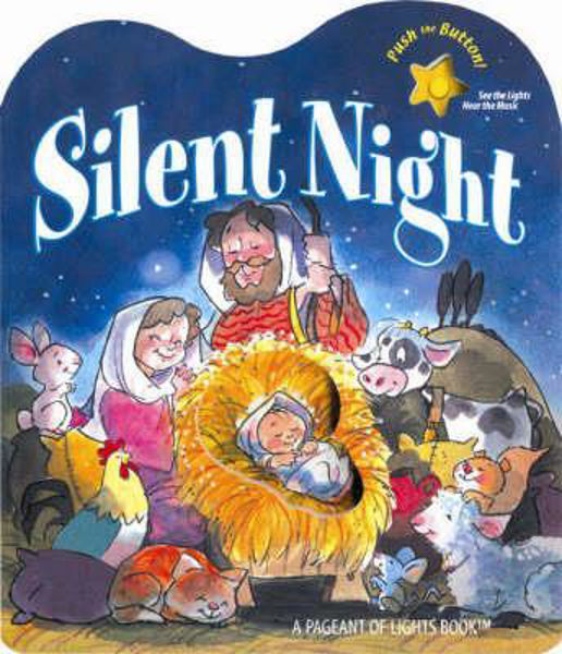 Picture of SILENT NIGHT  board