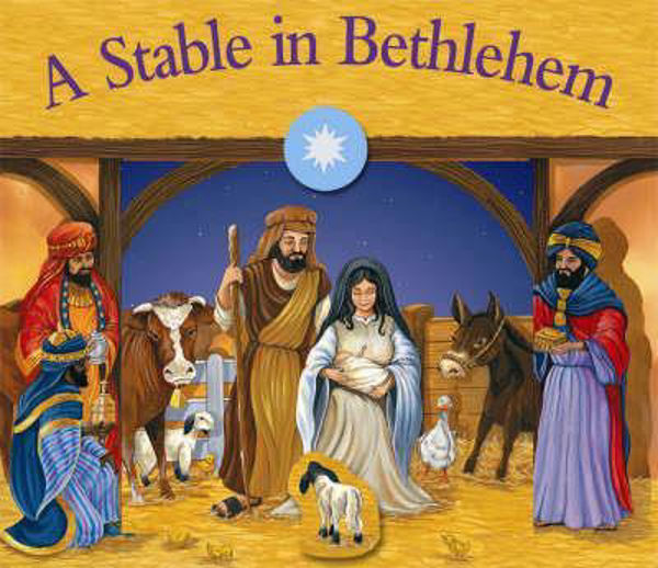 Picture of STABLE IN BETHLEHEM