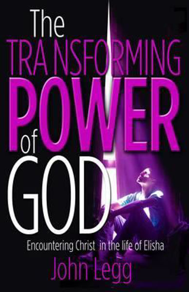 Picture of TRANSFORMING POWER OF GOD/ELISHA
