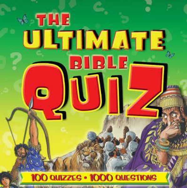 Picture of THE ULTIMATE BIBLE QUIZ