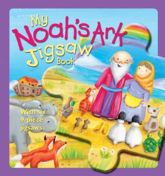 Picture of MY NOAH'S ARK JIGSAW BOOK
