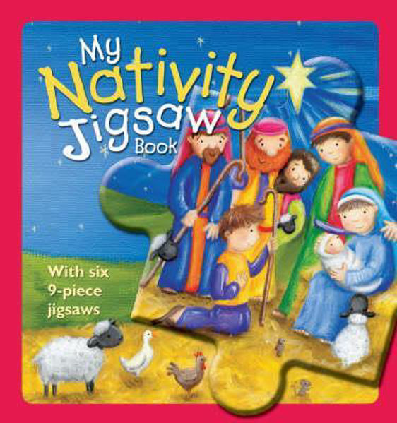 Picture of MY NATIVITY JIGSAW BOOK