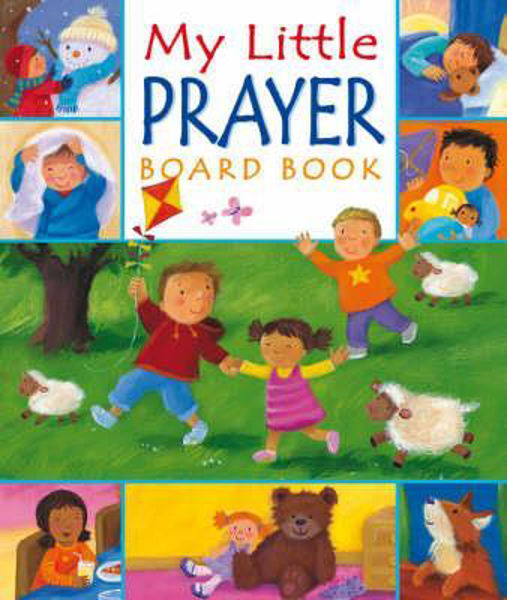Picture of MY LITTLE PRAYER BOARD BOOK