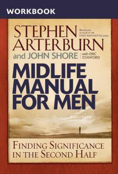 Picture of MIDLIFE MANUAL FOR MEN
