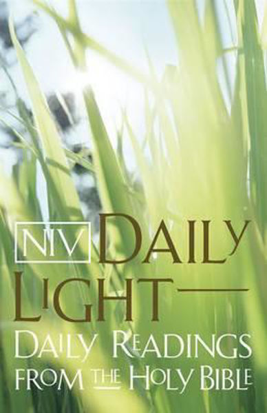 Picture of DAILY LIGHT NIV