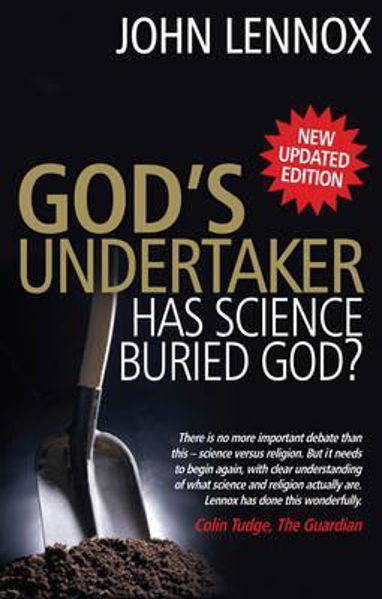 Picture of GOD'S UNDERTAKER HAS SCIENCE BURIED GOD