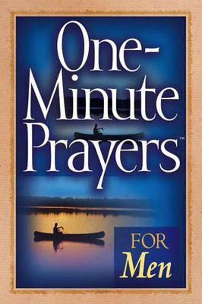 Picture of ONE MINUTE PRAYERS FOR MEN