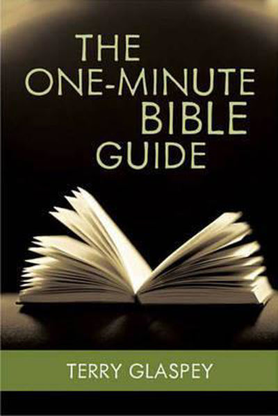 Picture of THE ONE MINUTE BIBLE GUIDE