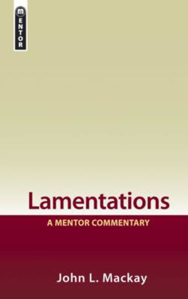 Picture of MENTOR/LAMENTATIONS