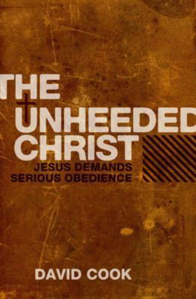 Picture of THE UNHEEDED CHRIST