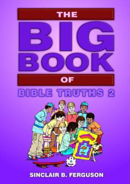 Picture of THE BIG BOOK OF BIBLE TRUTHS 2