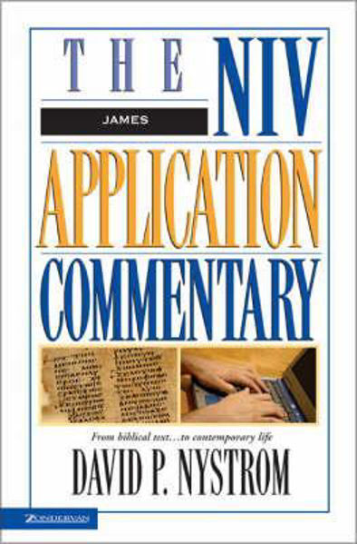 Picture of NIV APPLICATION COMMENTARY/JAMES