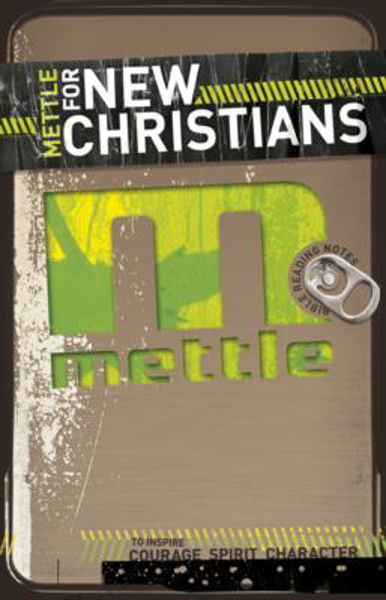 Picture of METTLE FOR NEW CHRISTIANS