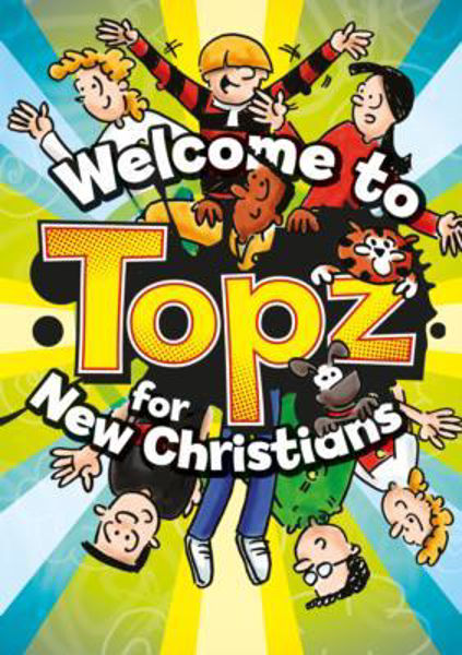 Picture of TOPZ FOR NEW CHRISTIANS