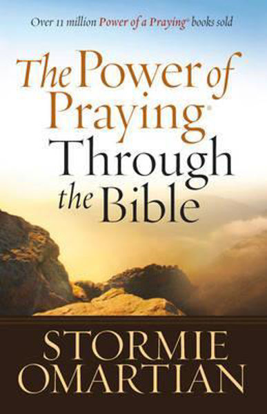 Picture of POWER OF PRAYING THROUGH THE BIBLE