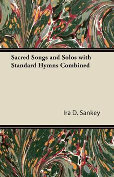 Picture of SACRED SONGS AND SOLOS SANKEY