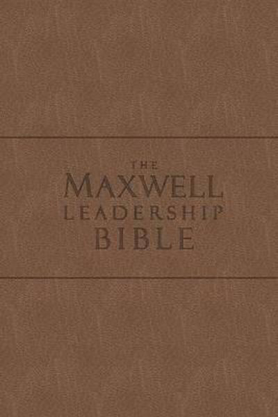 Picture of MAXWELL LEADERSHIP BIBLE