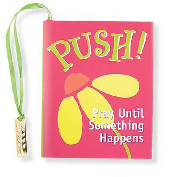 Picture of PUSH! Pray until something happens