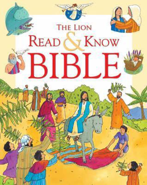 Picture of THE LION READ & KNOW BIBLE