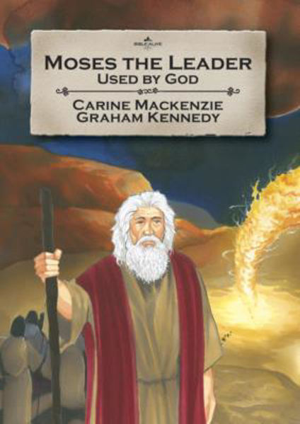 Picture of BIBLE ALIVE/MOSES THE LEADER