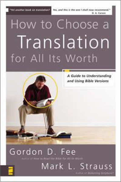 Picture of HOW TO CHOOSE A TRANSLATION FOR WORTH