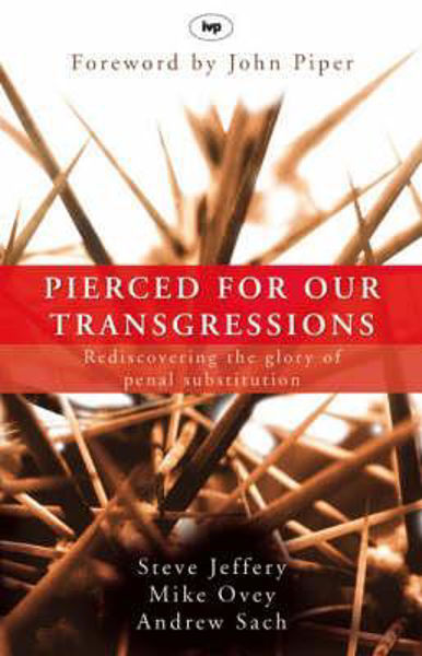 Picture of PIERCED FOR OUR TRANSGRESSIONS