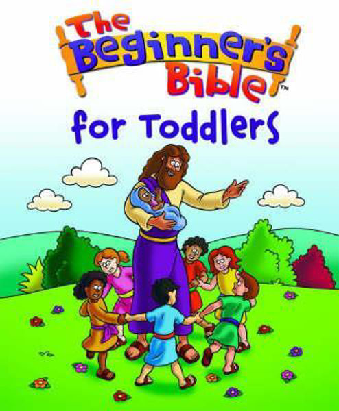 Picture of THE BEGINNERS BIBLE FOR TODDLERS paper