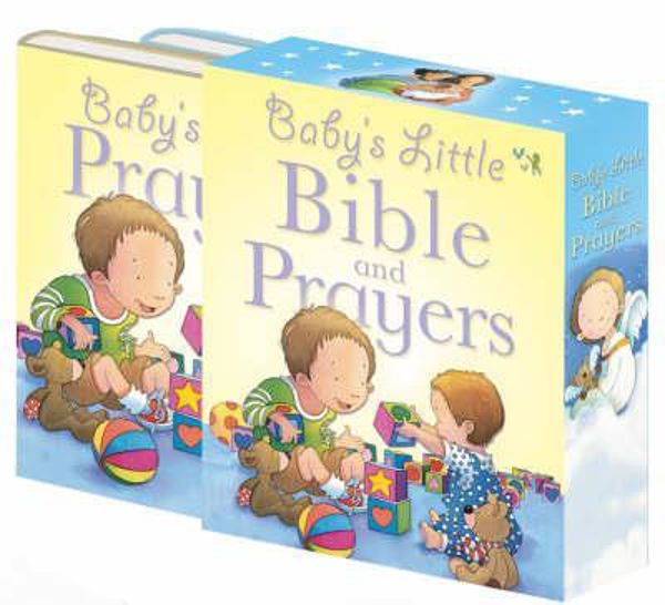 Picture of BABY'S LITTLE BIBLE & PRAYERS