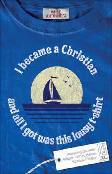 Picture of I BECAME A CHRISTIAN AND ALL I GOT WAS..