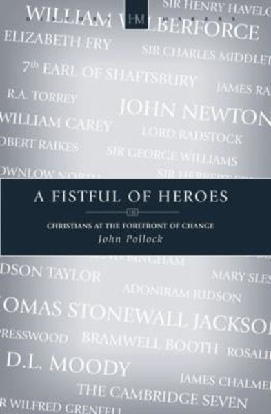 Picture of FISTFUL OF HEROES A  mass market edition
