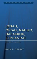 Picture of FOCUS ON THE BIBLE/Jonah - Zephaniah